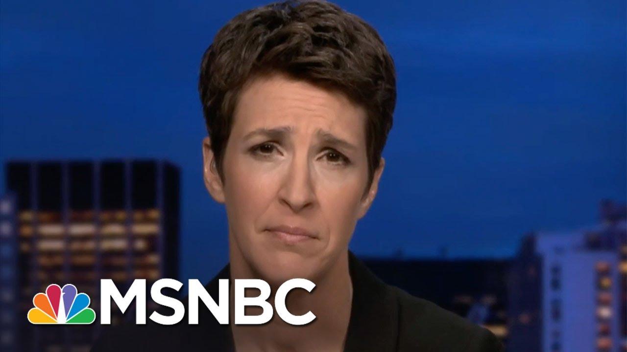 Watch Rachel Maddow Highlights: April 8 | MSNBC 8