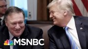 Trump Fires His Fourth Inspector General, This One Investigating Saudi Arms Sales | MSNBC 3