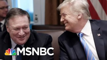 Trump Fires His Fourth Inspector General, This One Investigating Saudi Arms Sales | MSNBC 6
