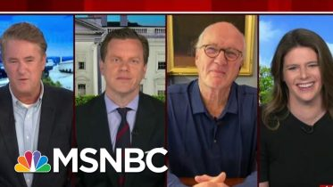 Kasie Hunt Weighs In On Dishes In The Sink | Morning Joe | MSNBC 6
