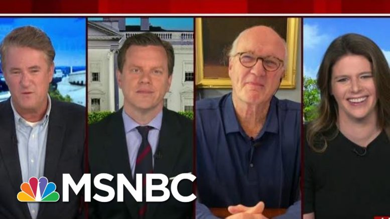 Kasie Hunt Weighs In On Dishes In The Sink | Morning Joe | MSNBC 1
