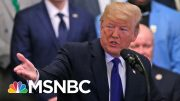 Trump Faces Dual Pressures As Coronavirus Hurtles Towards Its Apex | Deadline | MSNBC 2