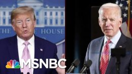 Is The President Losing Support Among Older Voters? | Morning Joe | MSNBC 9