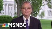 Kevin Hassett: We're Watching & Planning Possible Next Steps For Relief | Andrea Mitchell | MSNBC 5