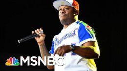 Rapper Scarface On The Influence Of 'Scarface' Film On Hip Hop | The Beat With Ari Melber | MSNBC 3