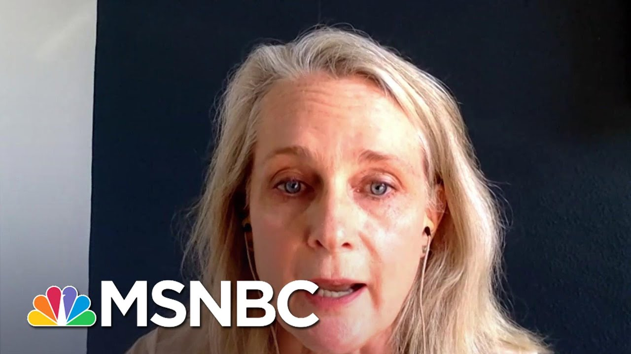 """Facing New Danger From Covid-19 In Prison, """"Orange Is The New Black"""" Author Calls For Reform   MSNBC 4"""