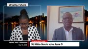 THE ST KITTS NEVIS GENERAL ELECTIONS 2
