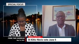 THE ST KITTS NEVIS GENERAL ELECTIONS 1