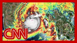 Cyclone Amphan makes landfall forcing millions to evacuate 3