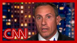 Chris Cuomo wants you to hear this quote from Trump 5