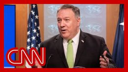 Pompeo asked to explain why he wanted inspector general fired 9