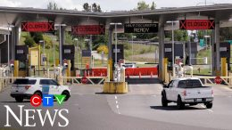 Provinces unanimous in keeping Canada-U.S. border shutdown 1
