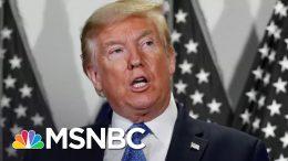 Trump Defends Using Unproven Drug As Senators Grill Mnuchin On Economy | The 11th Hour | MSNBC 8