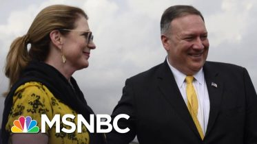 NBC News: Pompeo's Elite Dinners On Taxpayers' Dime Raising Concern | The 11th Hour | MSNBC 6