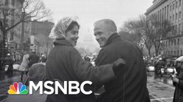 Remembering The Life And Legacy Of Annie Glenn | The 11th Hour | MSNBC 7