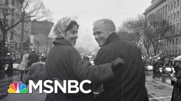 Remembering The Life And Legacy Of Annie Glenn   The 11th Hour   MSNBC 6