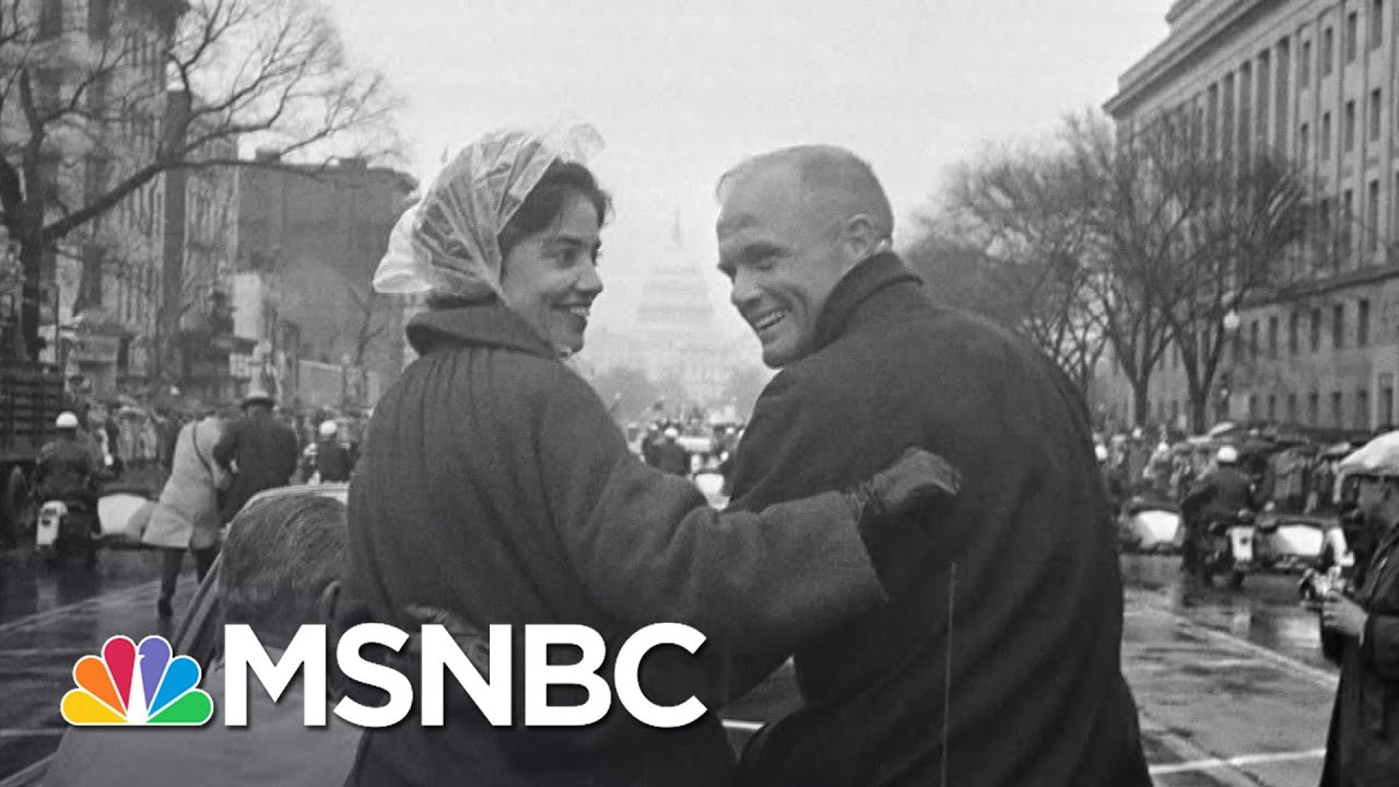 Remembering The Life And Legacy Of Annie Glenn | The 11th Hour | MSNBC 2