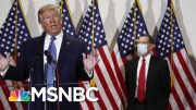 Why Does Trump Prefer To Not Wear A Mask? A reporter explains | Morning Joe | MSNBC 2