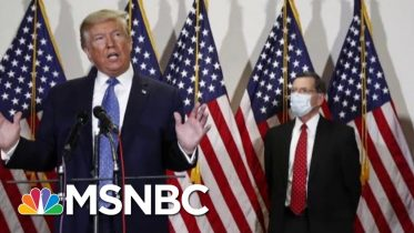 Why Does Trump Prefer To Not Wear A Mask? A reporter explains | Morning Joe | MSNBC 6