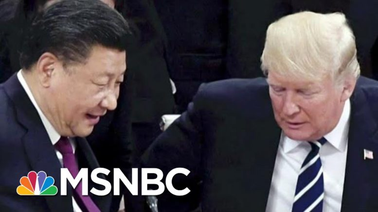 U.S.-China Relations Are In A Free Fall, Says Expert   Morning Joe   MSNBC 1
