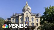 Colleges And Universities Chart Different Courses On Reopening In The Fall | Andrea Mitchell | MSNBC 4