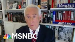 'Chutzpah': Trump's Convicted Adviser Roger Stone Re-Emerges Before Reporting To Prison | MSNBC 5
