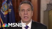 Gov. Andrew Cuomo: Returning To A New Normal Depends On How Well We Do   Morning Joe   MSNBC 3