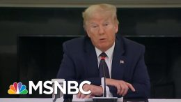 'First Responders At Risk': GOP Veteran Sees Trump Gambling With Safety At August Convention | MSNBC 4