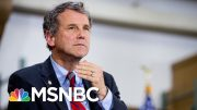Sen. Brown On Lack Of Health And Hazard Pay For Frontline Workers | All In | MSNBC 3