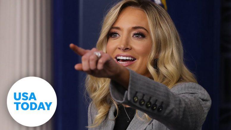 White House Press Secretary Kayleigh McEnany holds press briefing   USA TODAY 1
