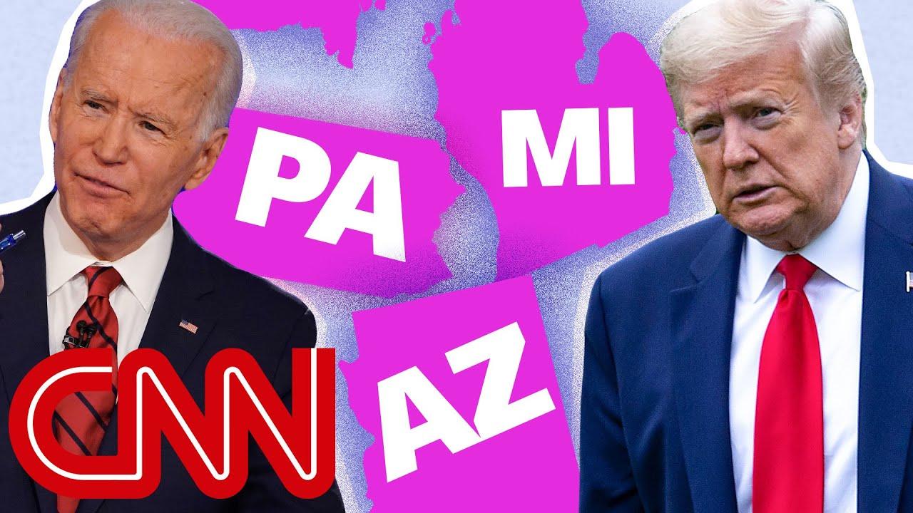 This is Joe Biden's best path to win in 2020 1