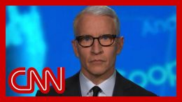 Anderson Cooper reacts to 'utterly heartless' Trump tweet 1
