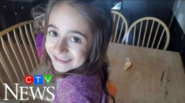 7-year-old girl stabbed to death in her Edmonton home 1