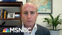 Rep. Max Rose: Trump Admin Plan For Natl. Guard 'Killing Morale' | The Last Word | MSNBC 5