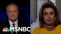 Pelosi: Voting By Mail Is Now A 'Health Issue' For November Elections | The Last Word | MSNBC 3