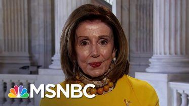 Speaker Pelosi: We 'Cannot Ignore' Food Insecurity Caused By COVID-19 | The Last Word | MSNBC 6