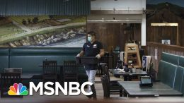 How Many U.S. Restaurants Can Be Saved As Pandemic Drags On? | The 11th Hour | MSNBC 3