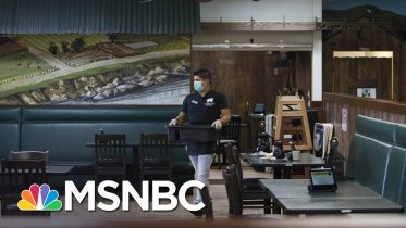 How Many U.S. Restaurants Can Be Saved As Pandemic Drags On? | The 11th Hour | MSNBC 6