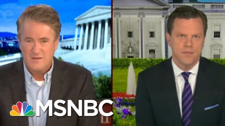 Trump Trails Biden By 11 Points Among Voters Nationally | Morning Joe | MSNBC 1