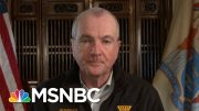 Gov. Murphy Says Data Led State To Reopening Beaches | Morning Joe | MSNBC 5