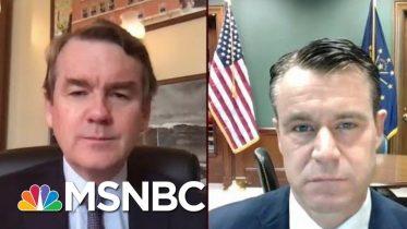 Bipartisan Senate Duo Has Plan To Help Small Businesses | Morning Joe | MSNBC 6