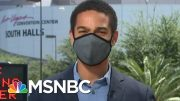 Medical Officials Set To Test 4,000 Las Vegas Casino Workers Per Day | MSNBC 2