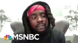 Amidst Trump DOJ's COVID Prison Scandal, Artist Wale Talks Criminal Justice And Album With Seinfeld 1