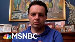 How The Mayor Of NJ City Built One Of Best Contact Tracing Systems In U.S. | All In | MSNBC 8