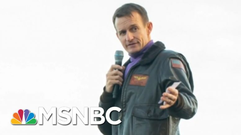 Navy Relieves Captain Who Raised Alarm About Coronavirus On Board USS Roosevelt | Deadline | MSNBC 1