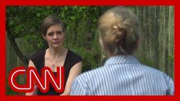 Coronavirus vaccine trial volunteers speak to CNN 8