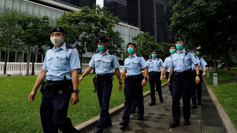 China's proposed Hong Kong law puts West in tough position 1