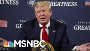 Eyeing 2020 Race, Trump Pushes Reopening As Unemployment Soars | The 11th Hour | MSNBC 2
