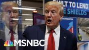 Trump Refuses Mask In Public As U.S. COVID-19 Deaths Top 95,000 | The 11th Hour | MSNBC 2