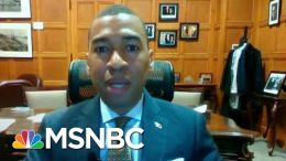 Alabama's Reopen Ambitions Strain City's Hospital Resources | Rachel Maddow | MSNBC 6